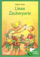 Klein, Martin – Lisas Zauberperle – Patmos Bücherwurm – geb. Ausgabe