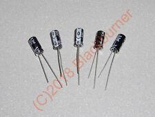 5 20 pezzi 4,7uf 50v Elko DIP Condensatore Capacitor 5x11mm 10