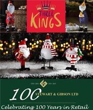 Smart Garden Three Kings Christmas Decorations Range