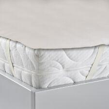 BNP Bed Care Molton Matratzenauflage Orchidee 100% Baumwolle Matratzenschoner