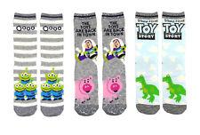 DISNEY Toy Story Da Donna Novità Calzini UK 4-8 Buzz Ham Rex Alieni