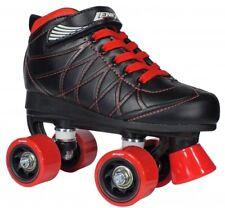 LenexaHoopla Roller Skates for Boys Kids Girls Quad Skate for Indoor / Outdoor
