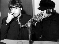 Fun Ringo Starr Paul McCartney Rock Band Giant Print POSTER Affiche