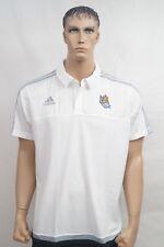 adidas Real Sociedad San Sebastian Polo Shirt Spain [XS S M L XL XXL 2XL] S47517