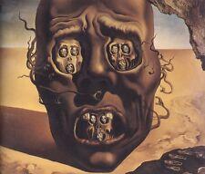 The Face Of War Salvador Dali Reproduction Art Print A4 A3 A2 A1