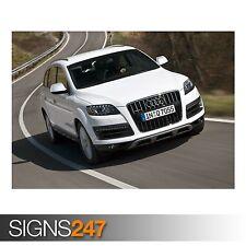 Audi Q7 4.2 TDI quattro voiture 7 (AC866) Voiture AFFICHE-POSTER print ART A0 A1 A2 A3