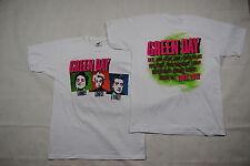 Green Day Uno Dos tre Tour 2012 Remera Oficial Nueva Dookie Nimrod Insomniac