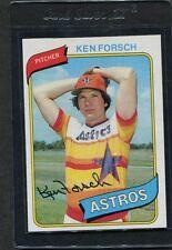 1980 Topps Ken Forsch #642 Nm/mt