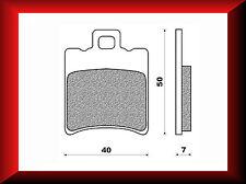 FD0196 Pastiglie Freno NewFren Ant F12 R Booster Buxi Nrg Zip KAT. Why Sfx