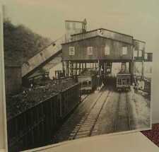 1920 Kinloch Coal Mine Tipple Lower Burrell Pa. Westmoreland County Print