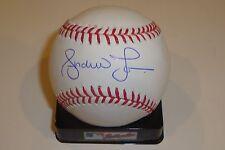 Andruw Jones Signed Baseball w/COA Official MLB 2012 New York Yankees