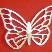 Con motivo farfalla specchio in acrilico (diverse dimensioni disponibili)