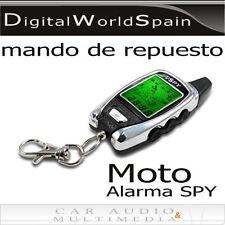 MANDO REPUESTO ALARMA DE MOTO SPY FM5000 LM209 ORIGINAL Y NUEVO, ENVIO GRATIS