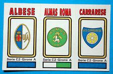 FIGURINA CALCIATORI PANINI 1978/79 SCUDETTO -SERIE-C2 n.560 NUOVA