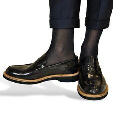 DUBLO set 3 paia calza filo di scozia uomo corta art. 339C