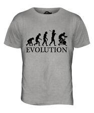 CYCLING MACHINE EVOLUTION MENS T-SHIRT TEE TOP GIFTEXERCISE BIKE