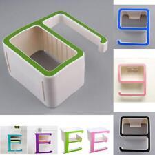 Portable Cute Plastic Bathroom Shelf Storage Rack Toilet Kitchen Space Saving TL