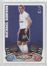 2011 2011-12 Topps Match Attax English Premier League #292 Michael Dawson Card