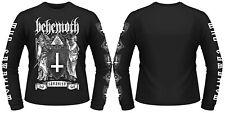 Behemoth - The Satanist (NEW MENS LONG SLEEVE T-SHIRT)