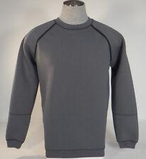 Puma X Stampd Dark Gray Raglan Crew Neck Sweatshirt Pullover Mens NWT $110