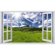 Sticker fenêtre déco Colombes réf 5399 5398