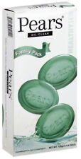 Pears Transparent Soap Bars 4.4 oz, 3 ea Original gentle care