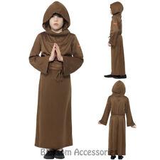 CK745 Horrible Histories Monk Religious Tuck Boys Book Week Fancy Dress Costume