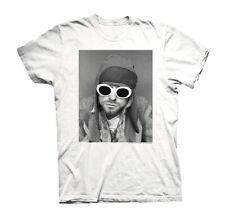 Kurt Cobain - Sunglasses Photo (NEW MENS T-SHIRT )