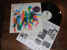 The Rowans - Jubilation 1977 Promo LP W/L Elektra Asylum Records 7E-1114 EX/EX