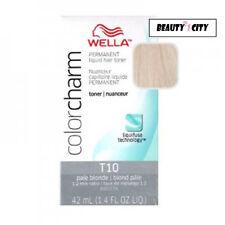 Wella Color Charm Liquid Hair Toner 1.42 oz (Choose from 11 colors)