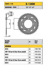 5-1308 - CORONA ERGAL PASSO 420 HONDA 80 XR R 2000 2001 2002 2003