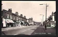 Moston, Manchester. Moston Lane by Lilywhite # MSN 3.