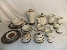 C4 Pottery Denby Potters Wheel - Tan Centre 9C4G
