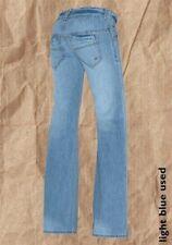 Tom Tailor Vaqueros Nuevos W31 L32 Mujer Pantalones Cintura Baja Azul Claro