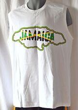 T-SHIRT BIANCA _ SMANICATO _ JAMAICA _ Reggae, Rasta