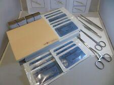 Houseman MK II plus-Suture Practice Kit Kit de Suture chirurgicale Kit de formation