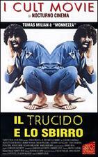 Il Trucido e lo Sbirro (1977) VHS AVO film 1a Ed.  MILIAN