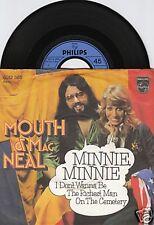"MOUTH & MacNEAL Minnie, Minnie 7""-Single"