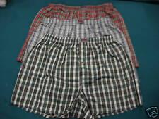 NWT Men's USA Master Boxer Shorts Underwear Multi Size Small 3 Pair
