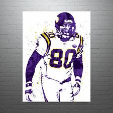 Cris Carter Minnesota Vikings Poster FREE US SHIPPING