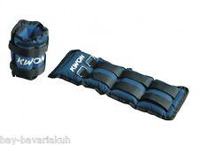 KWON® 2x Gewichtsmanschetten 1 2 5 Kilo kg Arm und Fuß Gewichte Fußgewichte