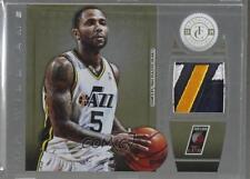 2013-14 Totally Certified Memorabilia Gold Prime #10 Mo Williams Basketball Card
