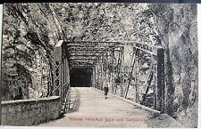 BOSNIA YUGOSLAVIA JAJCE 1900s PC  BANJALUKA BRIDGE