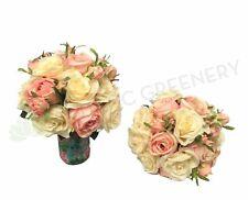 NEW Artificial Flowers/Plants Grave Stone Flowers 26 x 26 cm - SYM0012