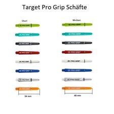 Dart Schäfte 3 oder 6 Stück Target Pro Grip Shaft - Größe & Farbe wählbar - NEU