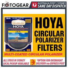 HOYA CIR-PL CPL Filter 40.5mm 46mm 49mm 52mm 55mm 58mm 62mm 67mm 72mm 77mm 82mm