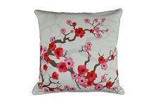 100% Cotton Cushion - Cherry Blossom #2 - 45 x 45 cm