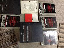 1995 Ford F-150 F250 350 F250 F350 Truck Service Shop Repair Manual Set FACTORY