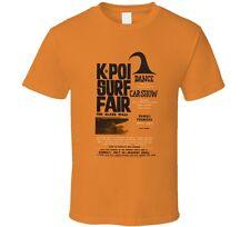 Vintage Surf T-Shirt K Poi Surf Fair 1965
