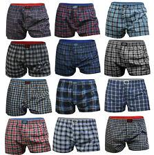 4-20 Boxershorts Webboxer Herren Boxer Shorts Unterhose Unterwäsche Baumwolle